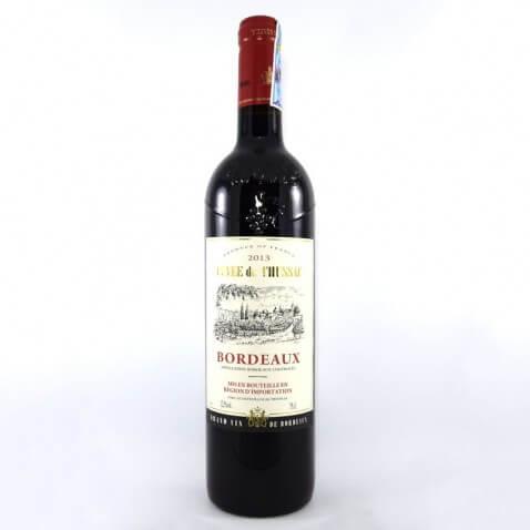 Tìm hiểu về rượu vang bordeaux