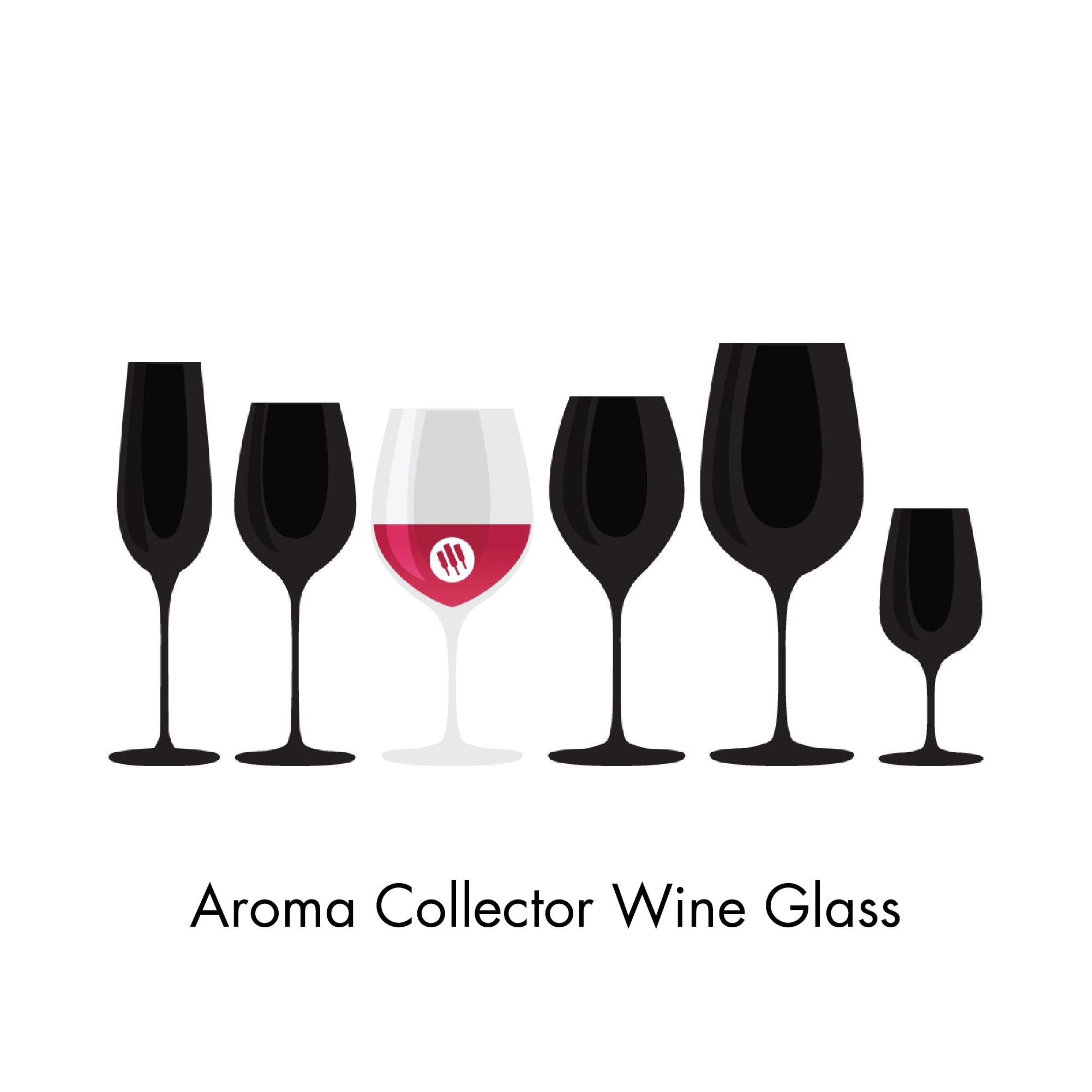 Aroma Collector Wine Glass