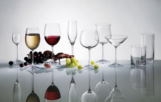 Kích thước ly rượu vang