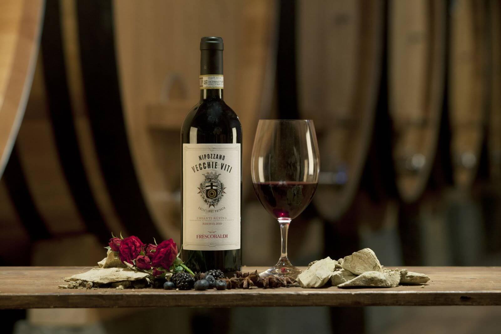 Rượu vang chianti là gì?