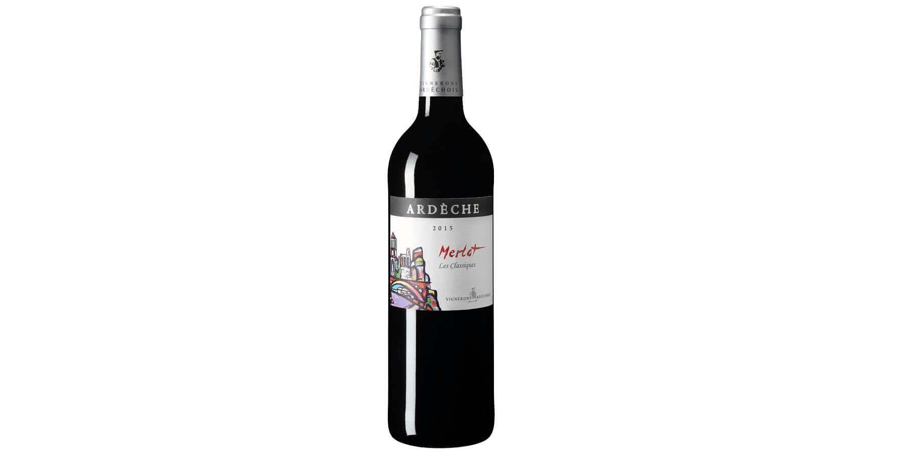 Rượu vang Vignerons Ardéchois Les Classiques