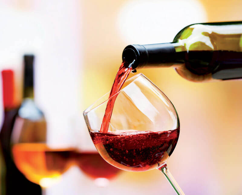 Rượu vang đỏ giá rẻ