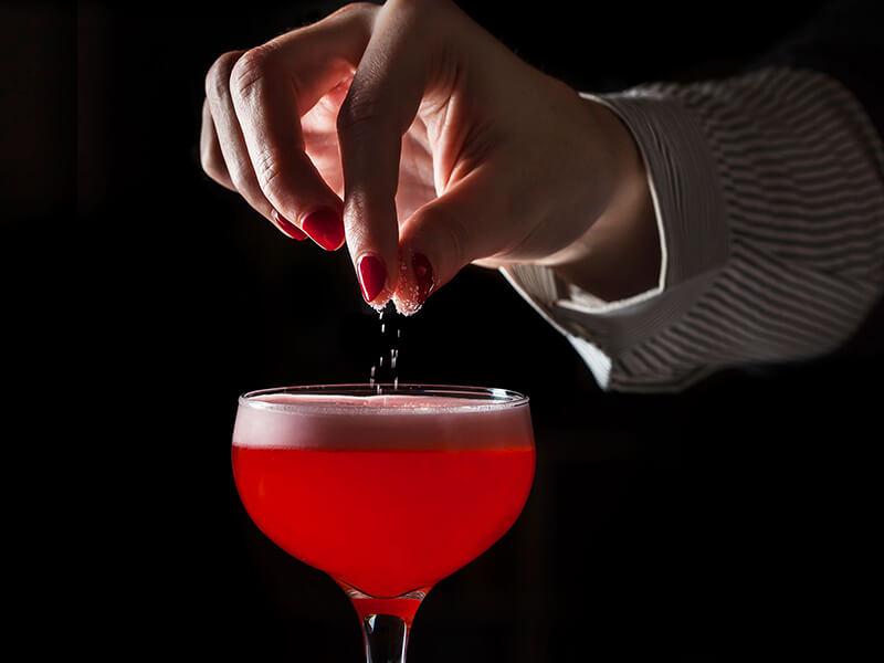 Thuật ngữ bartender về độ cồn trong rượu
