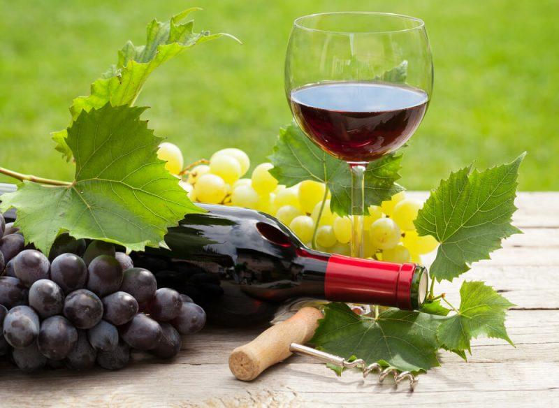 Hương vị của rượu vang được làm từ giống nho Pinot Noir