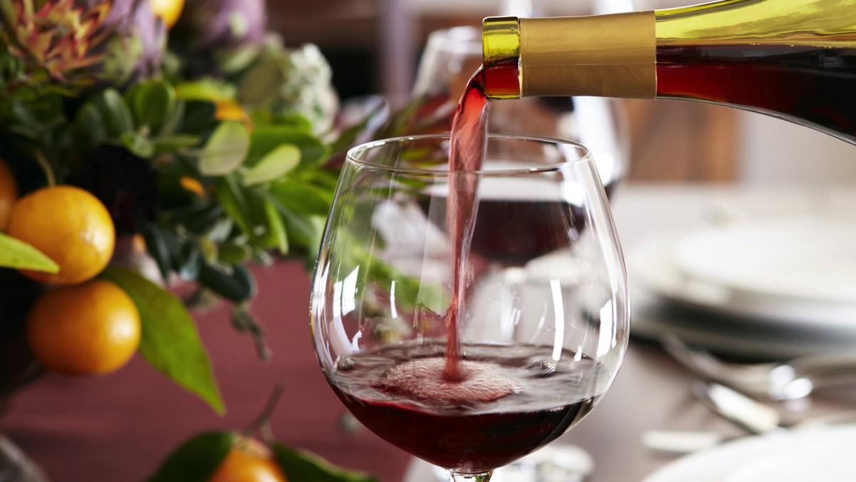 Nồng độ cồn trong rượu vang