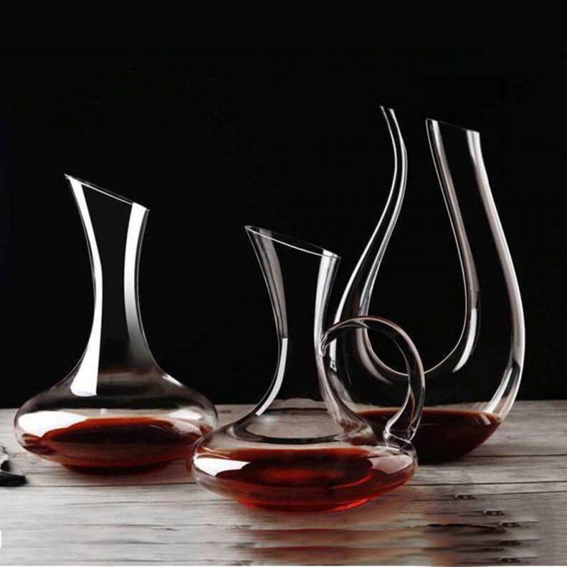 Chức năng chính của bình thở rượu vang