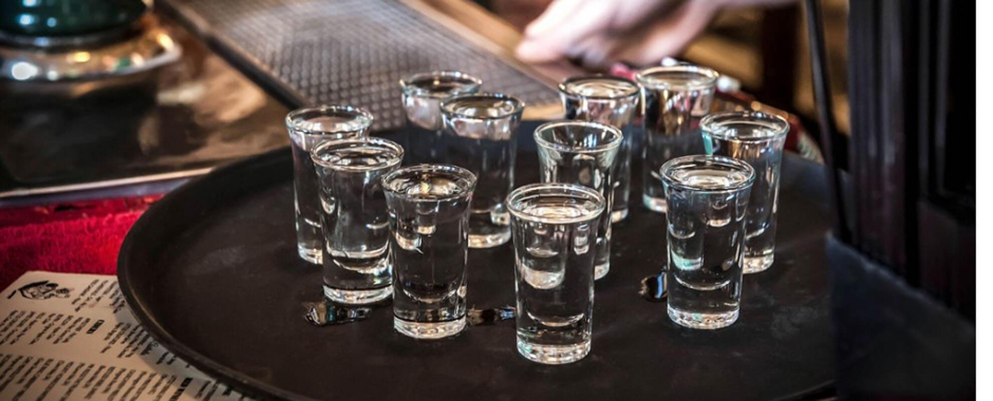 Đặc điểm của rượu vodka cá sấu