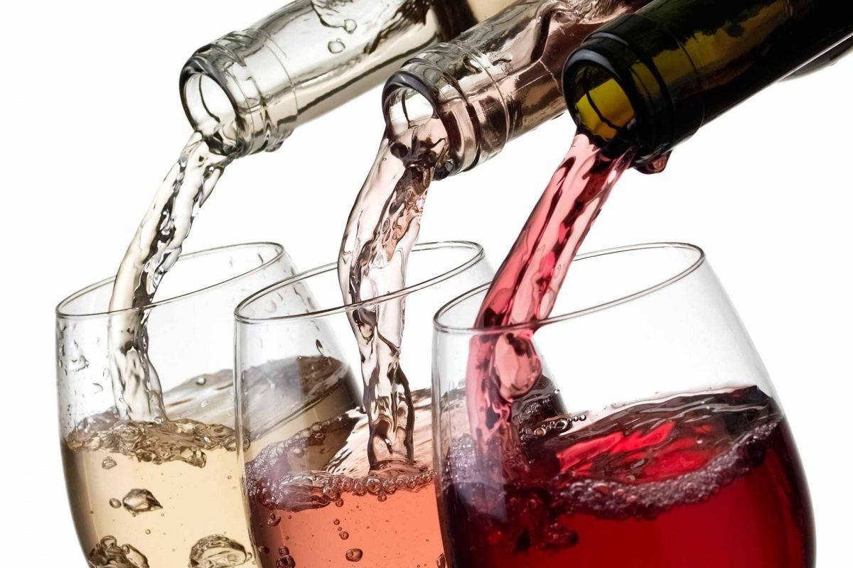 Đặc tính của rượu vang được thể hiện thông qua màu sắc