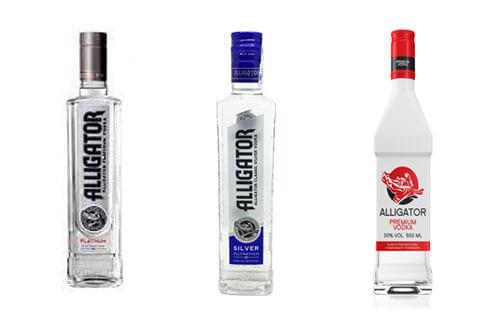 Khám phá ngay những điều thú vị về rượu vodka cá sấu