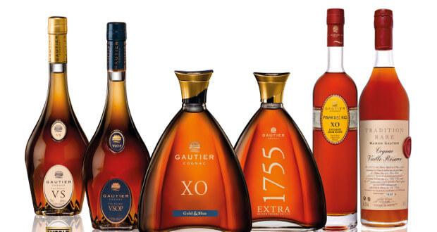 Những ký hiệu thường thấy của rượu brandy