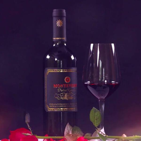 Những lưu ý khi thưởng thức rượu vang Monteverdi