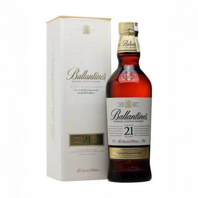 Rượu ballantine 21