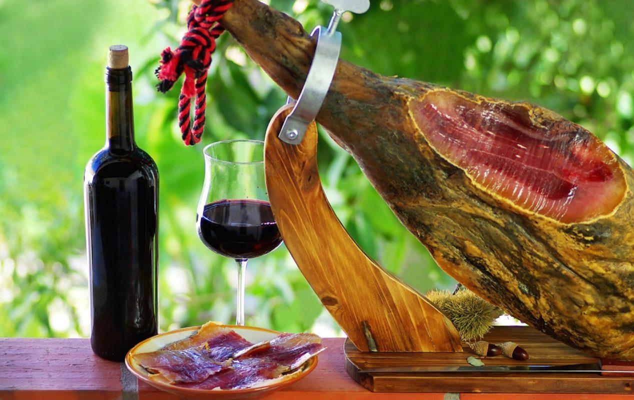 Rượu vang tây ban nha là gì