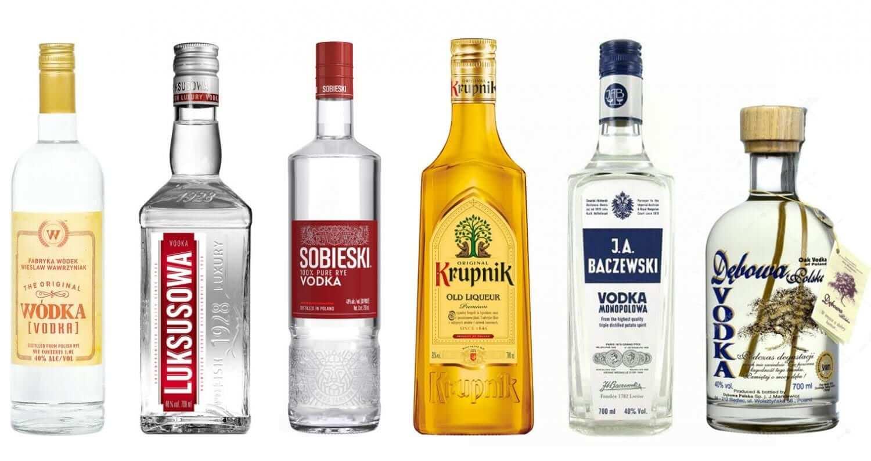 Rượu vodka là gì