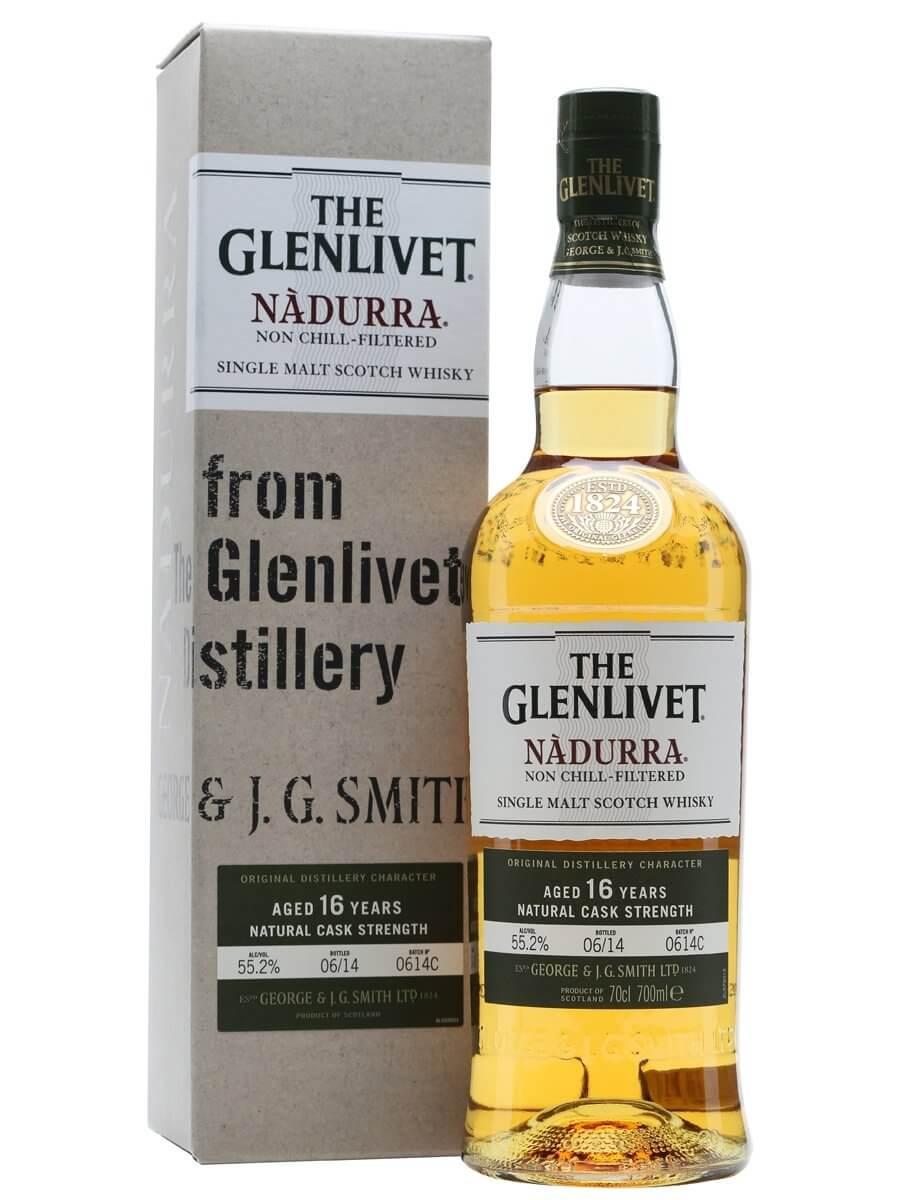 The Glenlivet Nadurra 16 Year Old