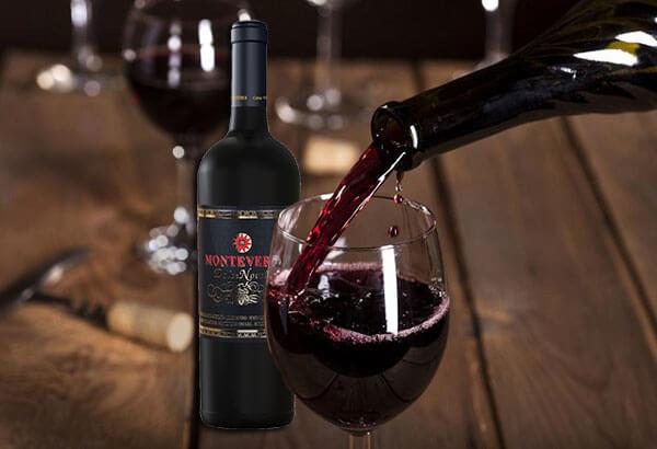 Tổng quan về dòng rượu vang Monteverdi