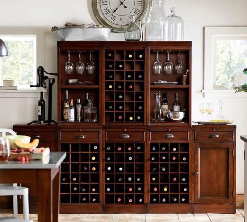 Tủ đựng rượu tiêu chuẩn