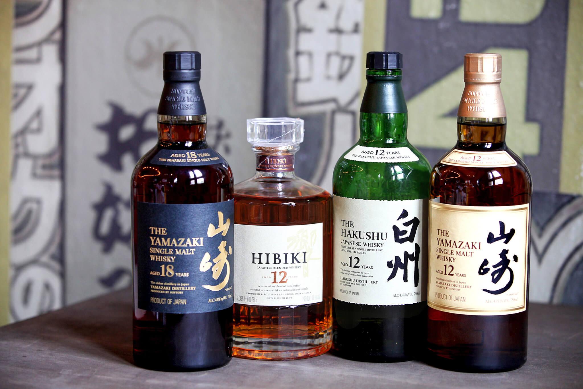Bật mí những thông tin về rượu Whisky Nhật