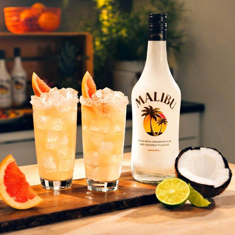 Các loại rượu rum dùng để pha chế