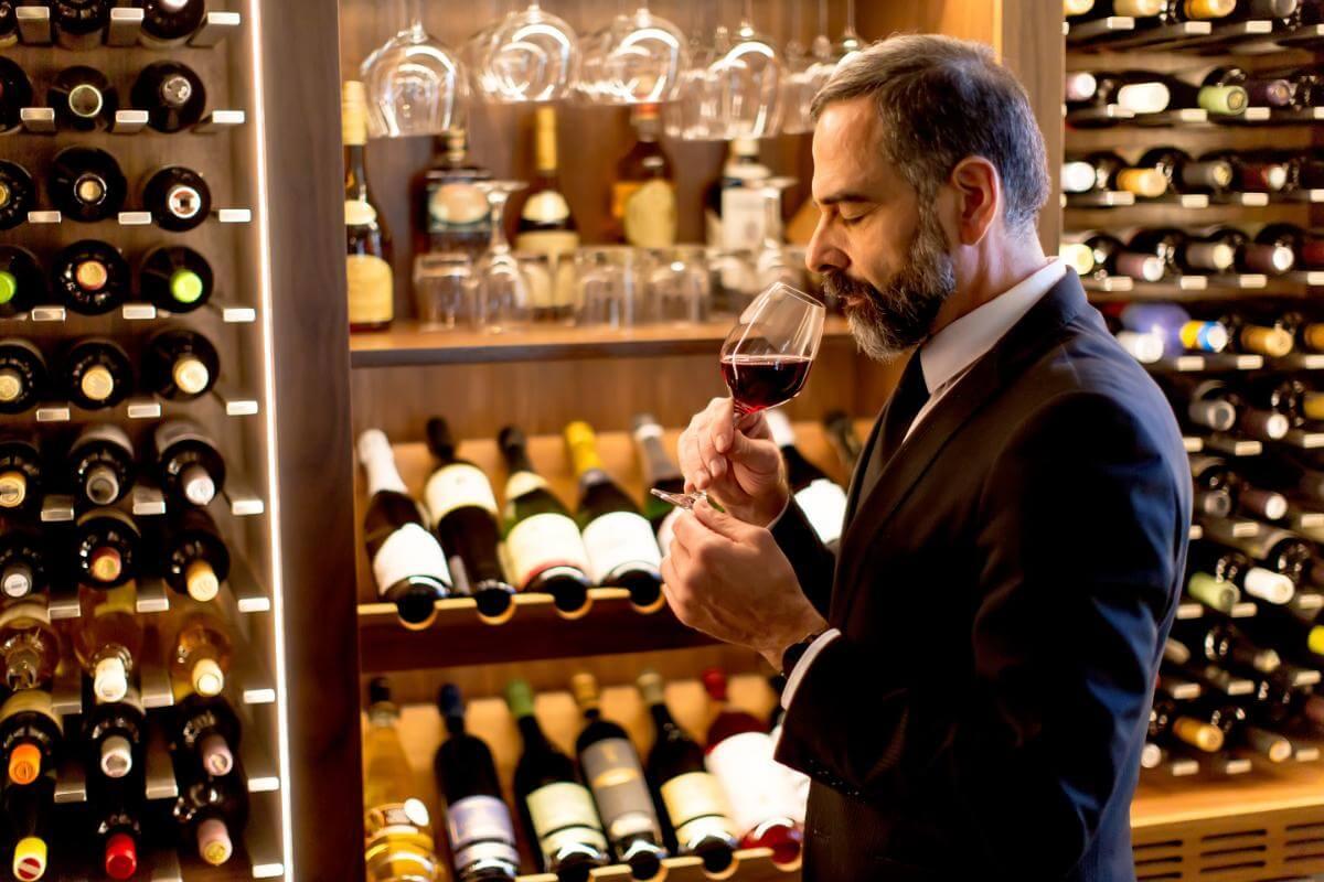 Thời hạn sử dụng rượu vang Chile 1865