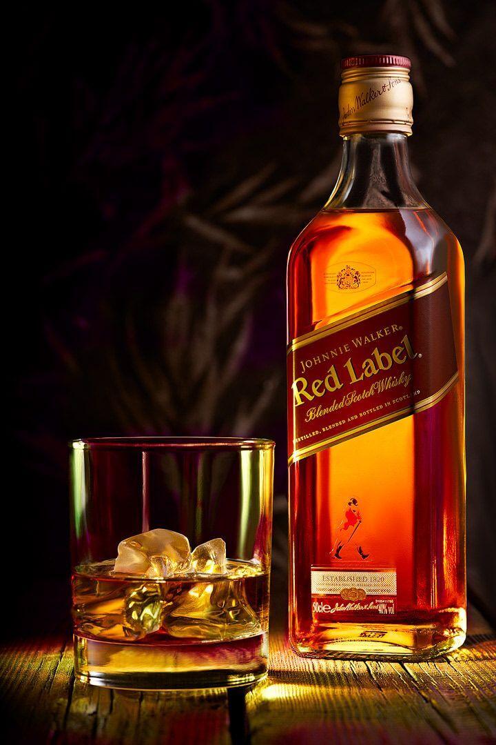 Cách thưởng thức rượu Johnnie Walker Red Label