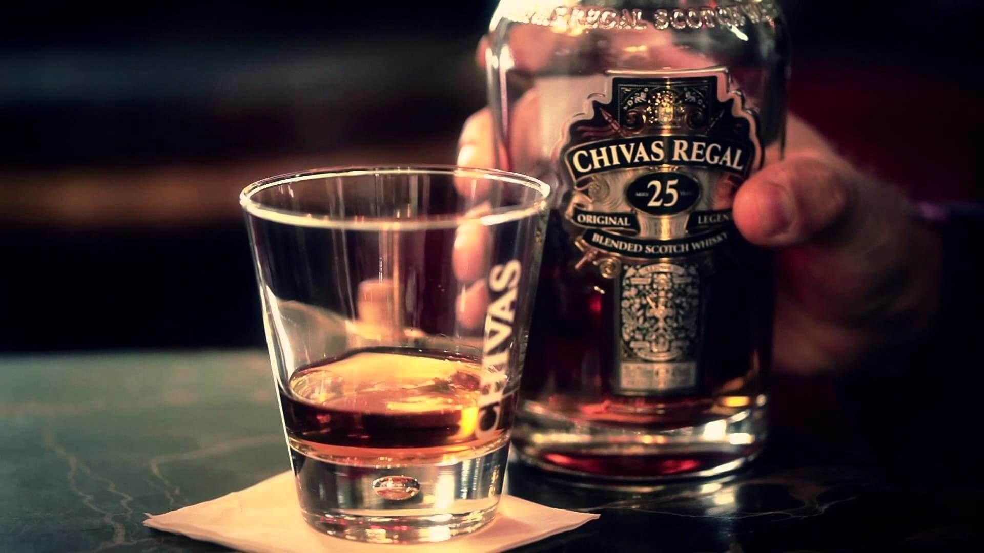 Cách thưởng thức rượu Chivas 25 đúng chuẩn