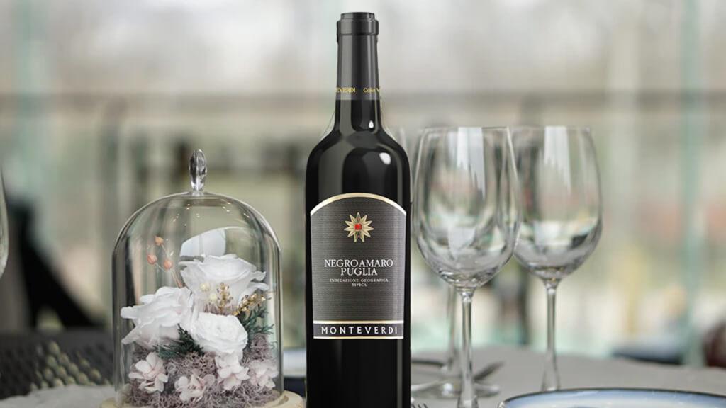 đặc điểm của rượu vang ý casarini