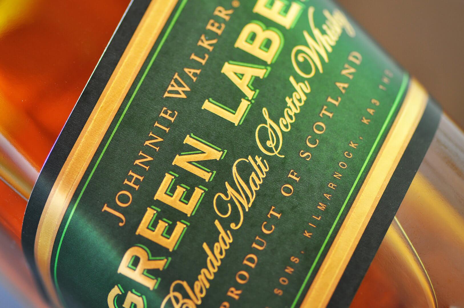 Đặc điểm nổi bật của rượu Green Label