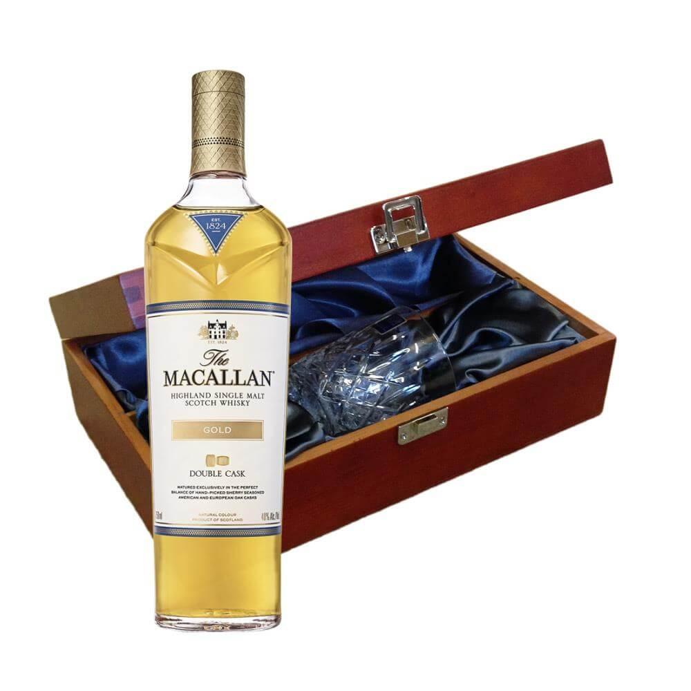 Đặc điểm nổi bật của rượu Macallan Gold