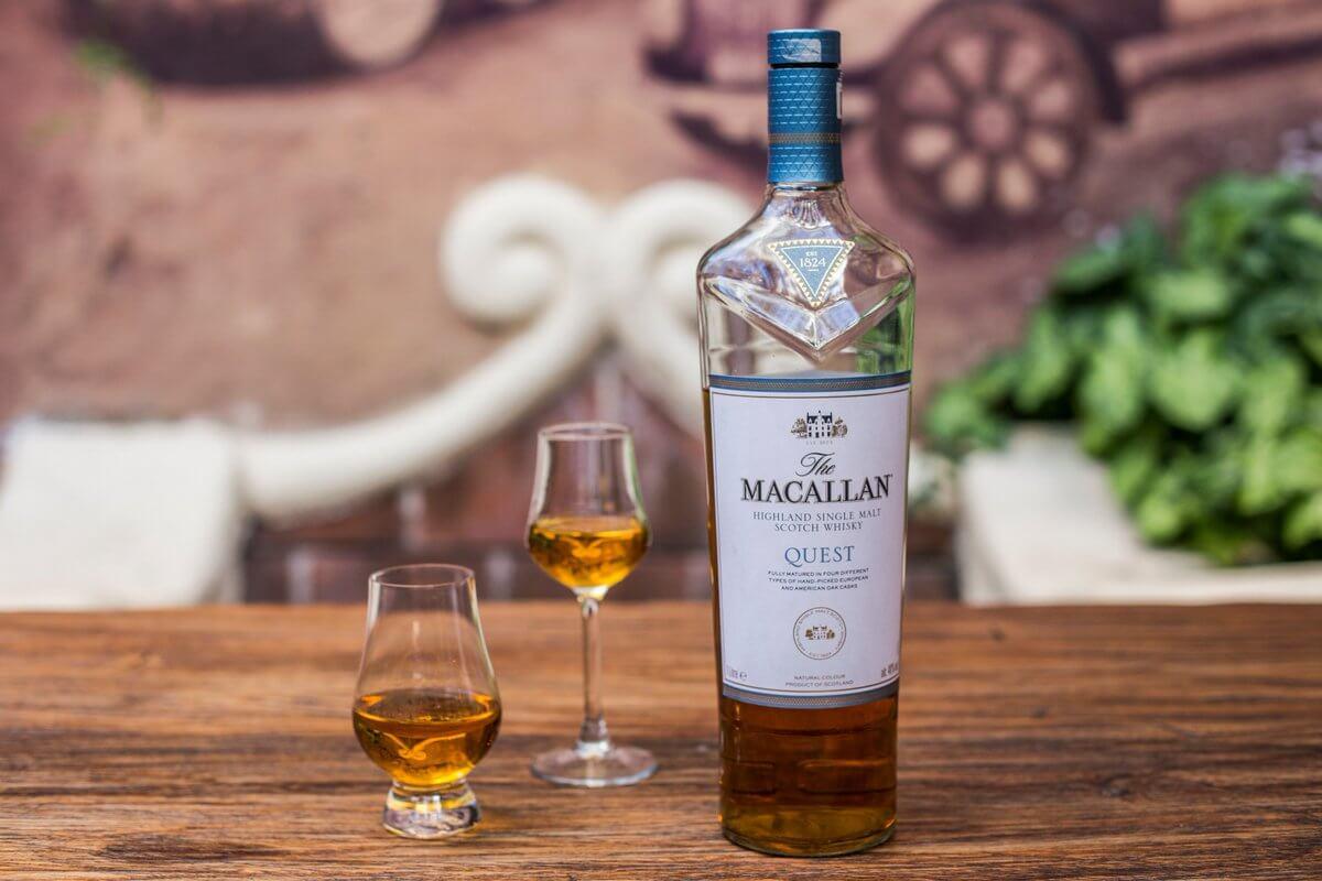 Đặc điểm nổi bật của rượu Macallan Quest