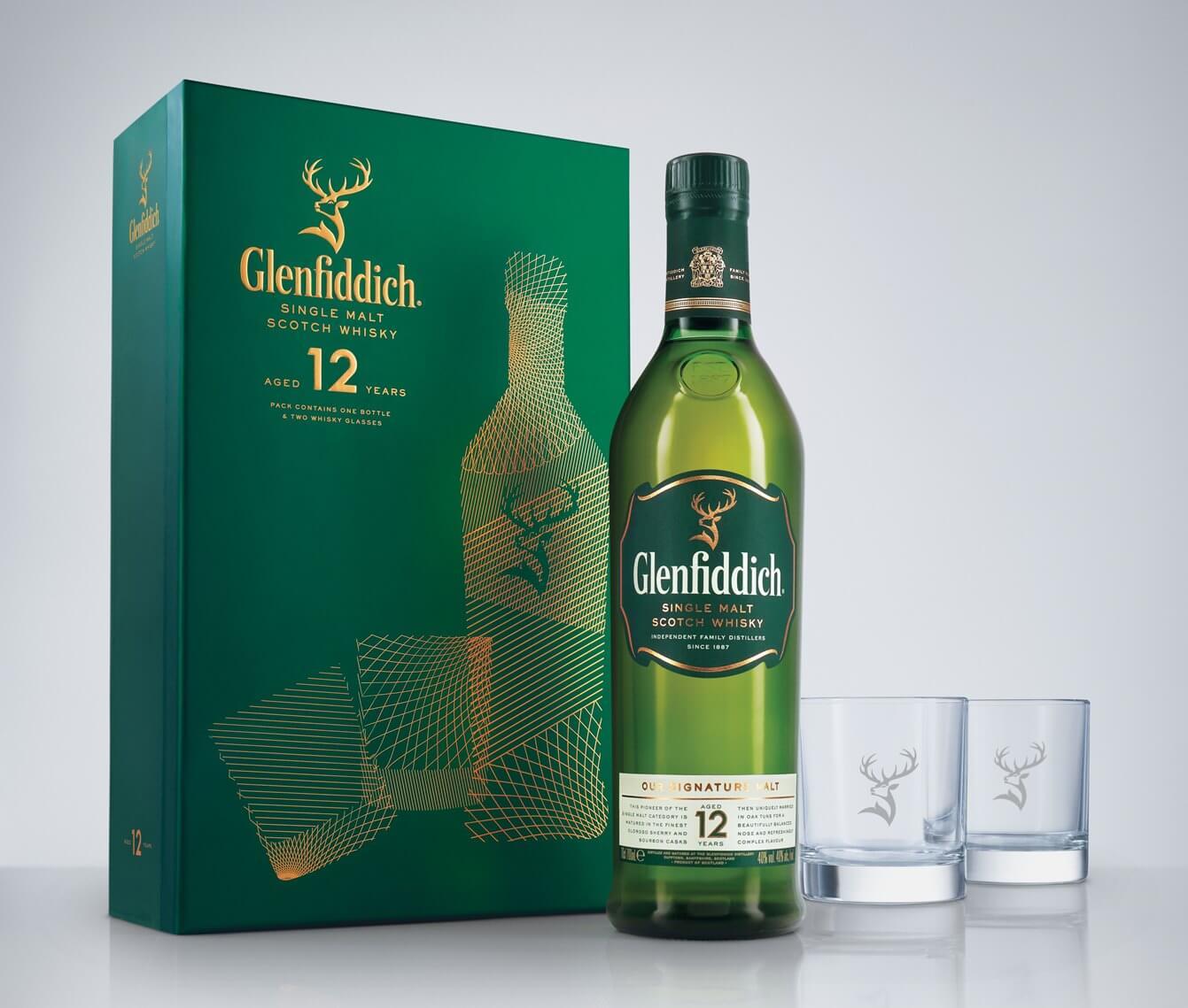 Đôi điều về rượu Glenfiddich 12