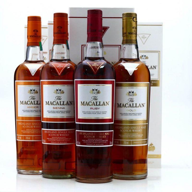 Đôi nét về dòng rượu Macallan 1824