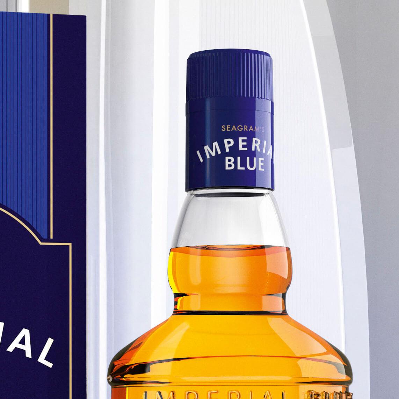 Đôi nét về rượu Imperial Blue