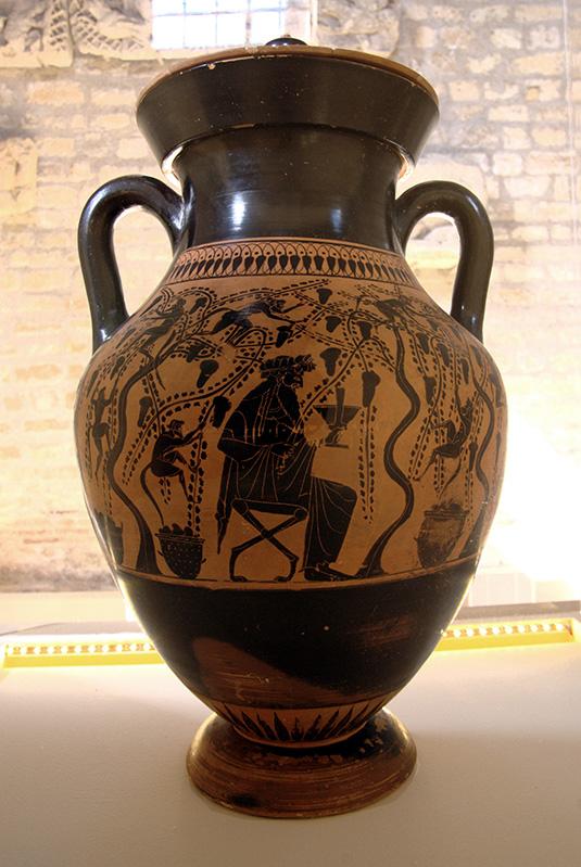 Nền văn minh Hi Lạp cổ đại có rượu vang ra đời năm nào
