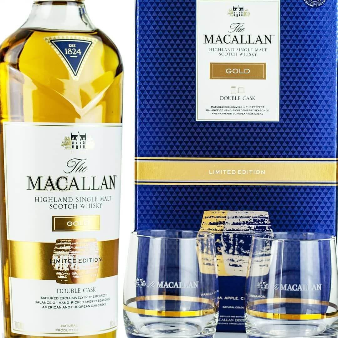 Nguồn gốc của rượu Macallan Gold
