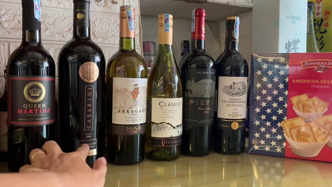 nguồn gốc của rượu vang ý casarini