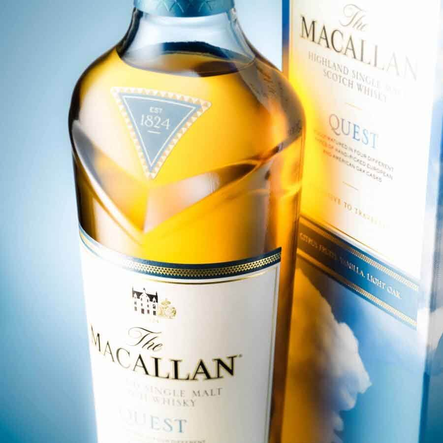 Nguồn gốc hình thành rượu Macallan Quest