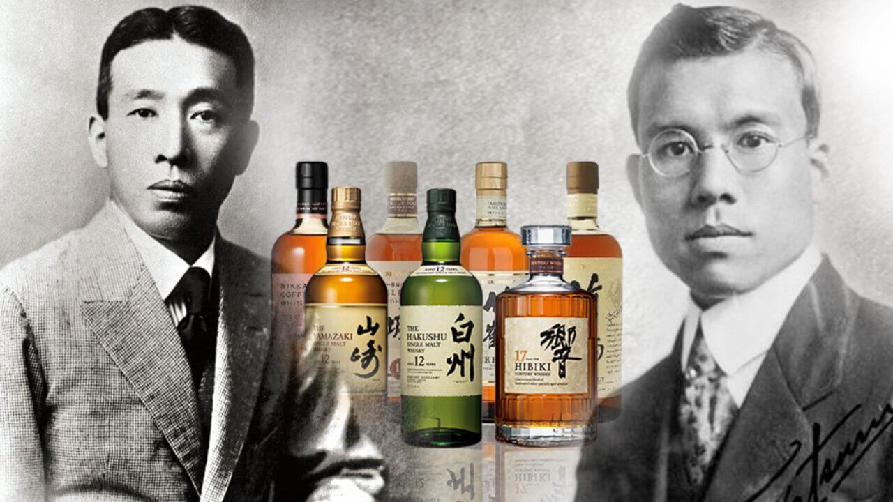 Nguồn gốc phát triển của rượu Whisky Nhật