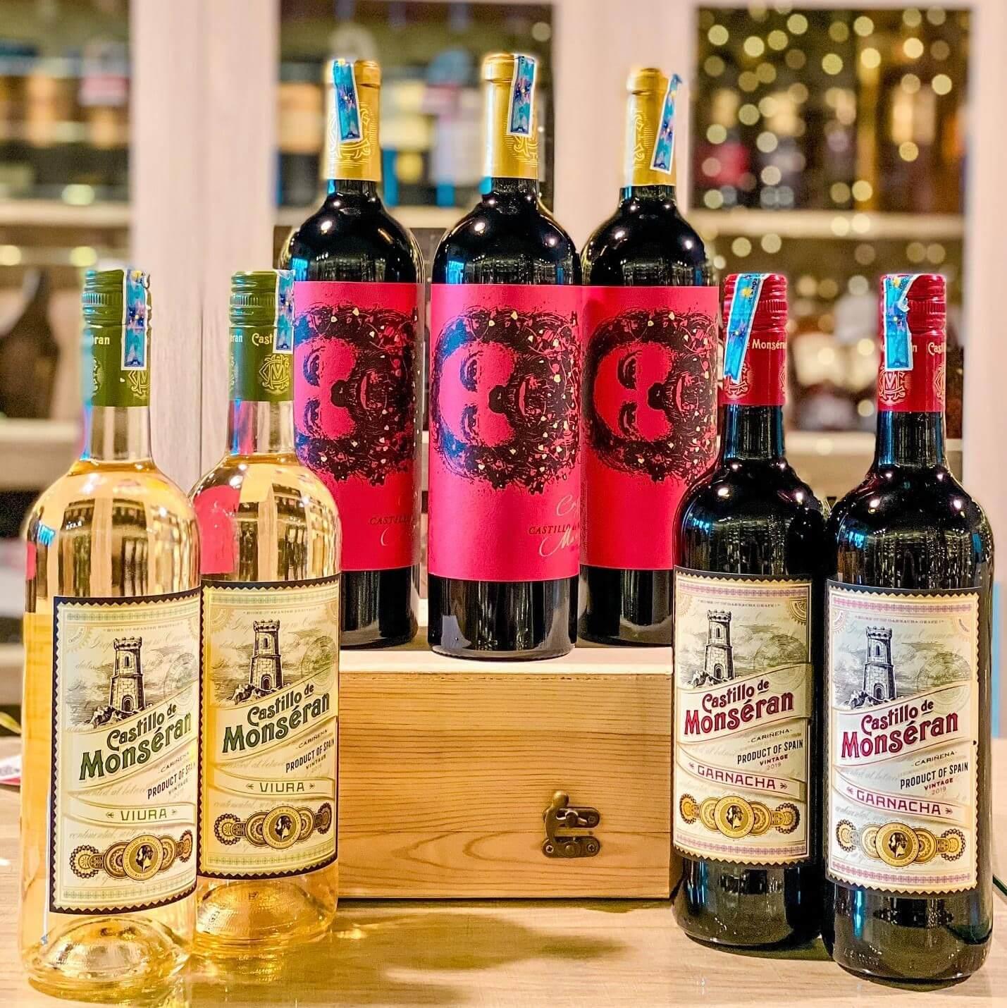 Phân hạng chính của rượu vang Tây Ban Nha