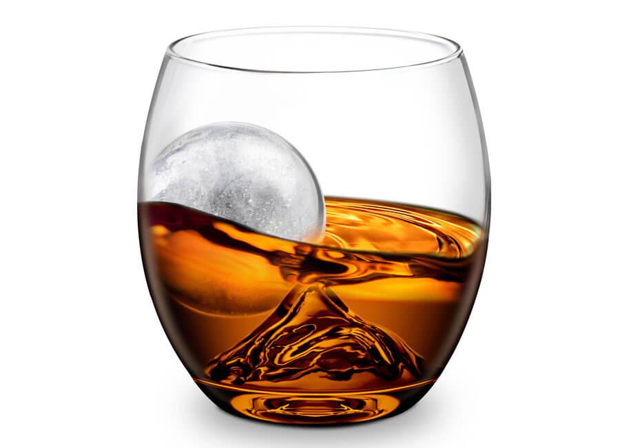 Quá trình thử vị rượu Glenfiddich 18