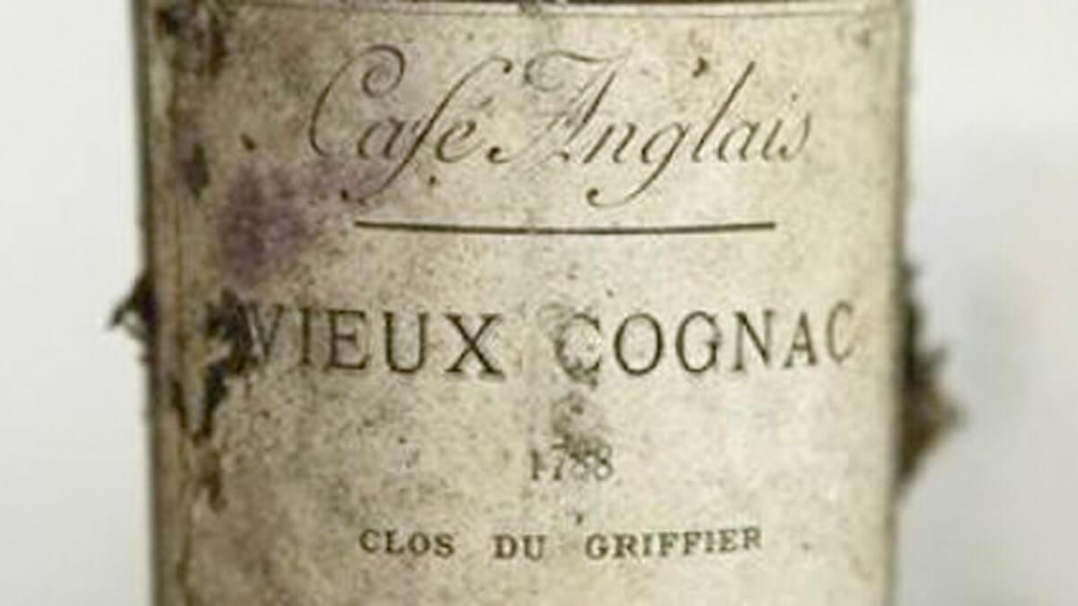 Clos de Griffier Vieux Cognac