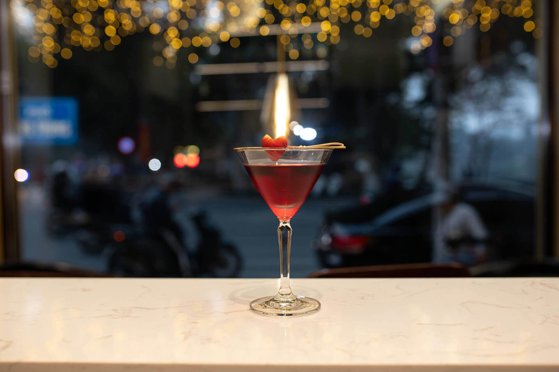 Cocktail Manhattan – Hương vị huyền bí