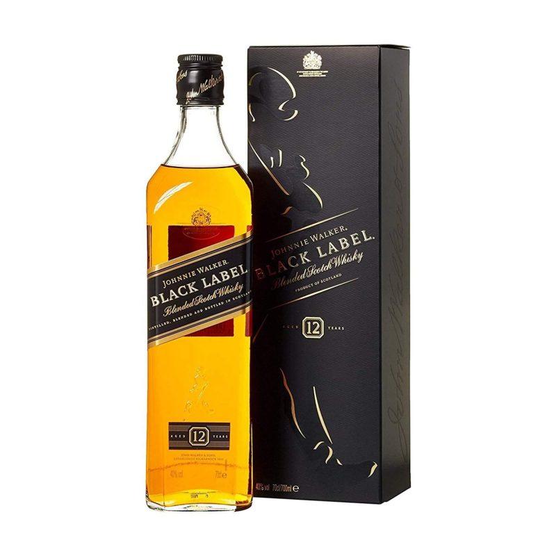Đặc điểm nổi bật của rượu Johnnie Walker Black Label