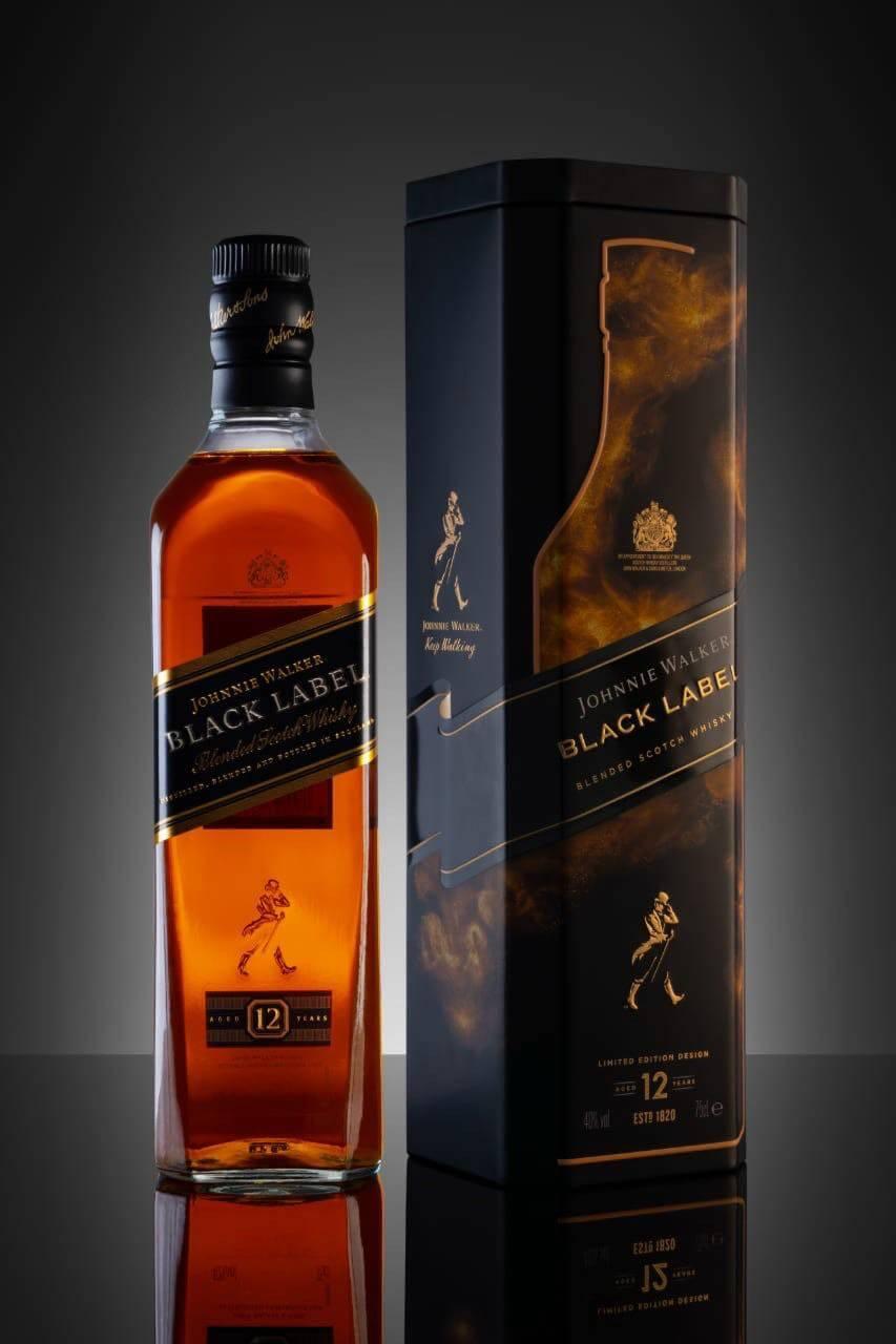 Giới thiệu chung về rượu Johnnie Walker Black Label