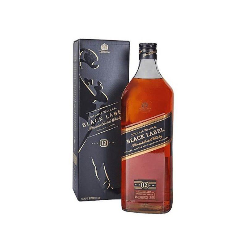Những giải thưởng danh giá của rượu Johnnie Walker Black Label
