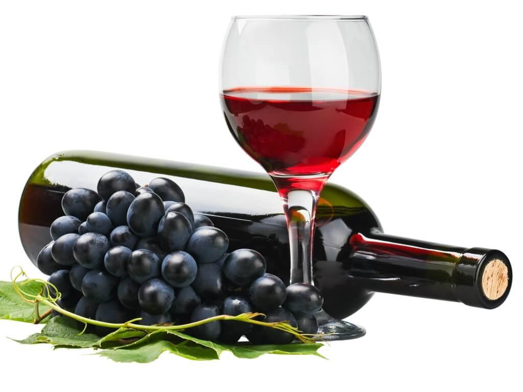 Những tác dụng của rượu nho đã mang lại