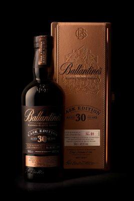 các giải thưởng của rượu ballantines 30