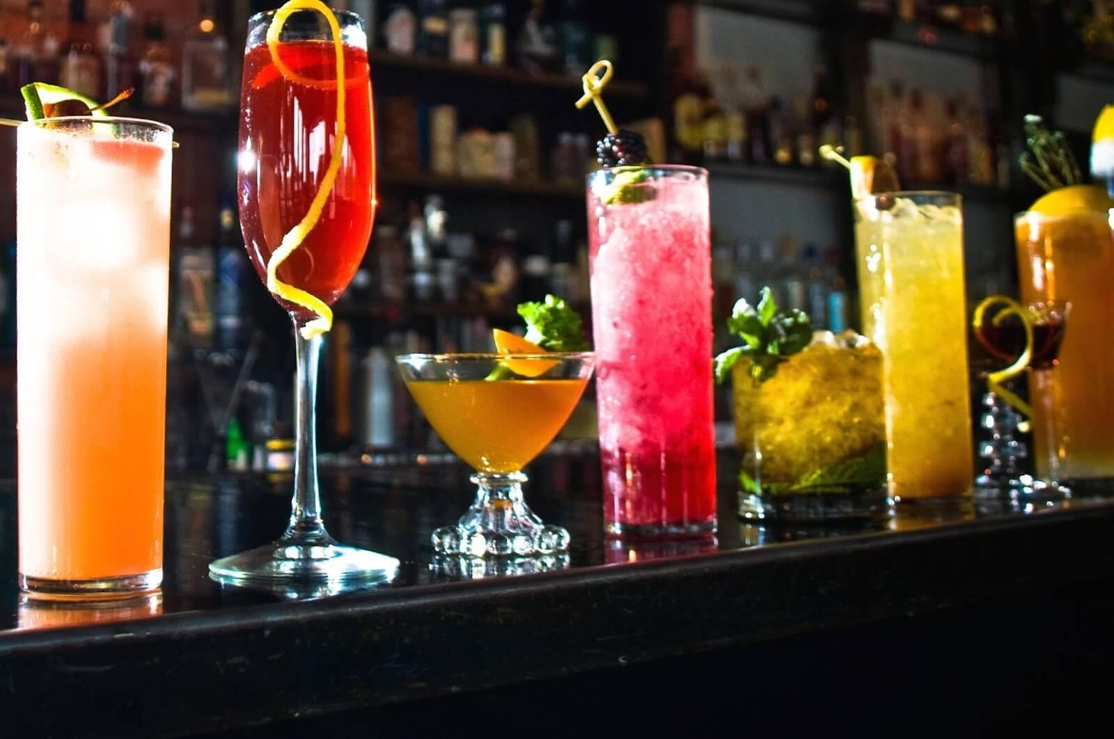 Cocktail hoa quả là gì?