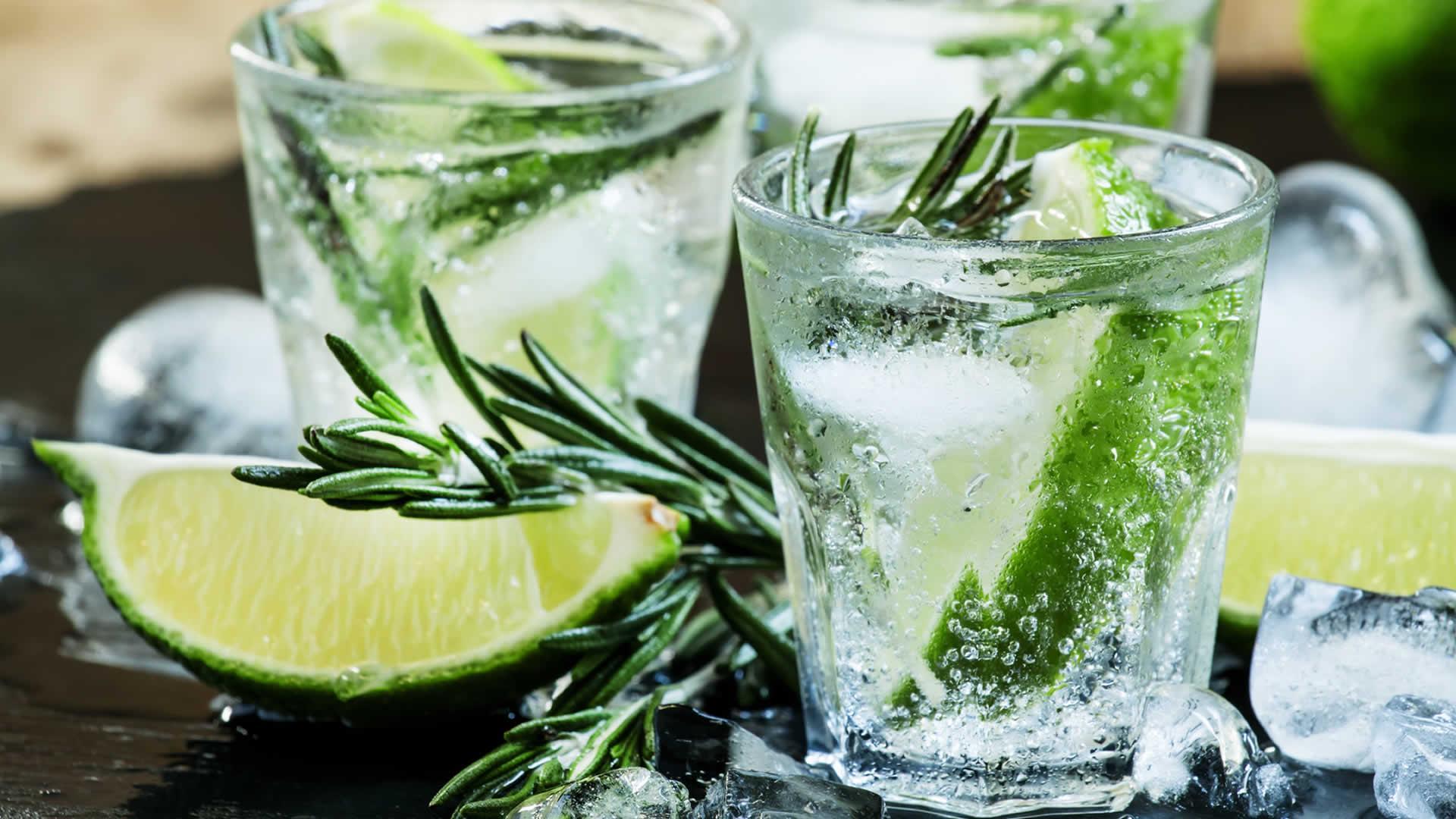 Những cách pha chế Gin tonic đơn giản nhất