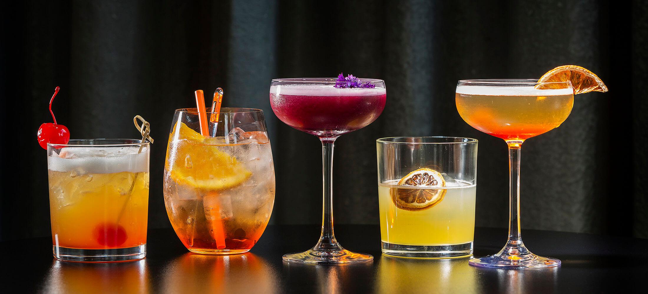 phân loại các loại cocktail